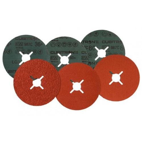 3M™ Cubitron™ II Fibre Disc...