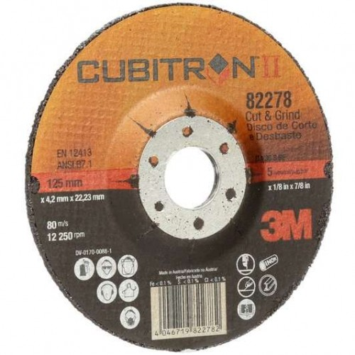 3M™ Cubitron™ II Cut and...